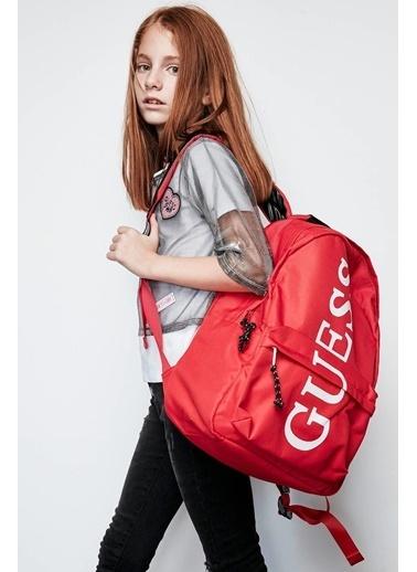 Guess Kız Çocuk Çanta Kırmızı